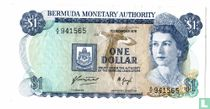 Bermuda 1 Dollar 1976