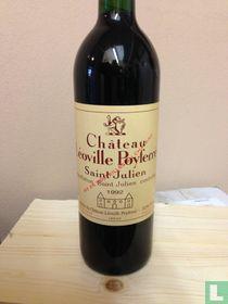 Leoville-Poyferre 1999, 1 fles