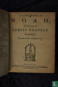 Noah of ondergang der eerste weerelt