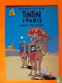 Tintin i Paris