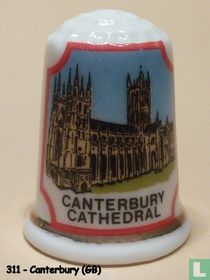 Canterbury (GB) - Cathedral