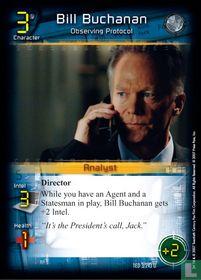 Bill Buchanan - Observing Protocol