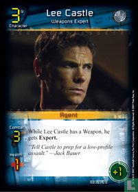 Lee Castle - Weapons Expert
