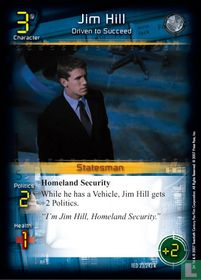 Jim Hill - Driven to Succeed