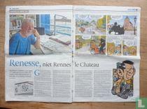 Renesse, niet Rennes le Chateau