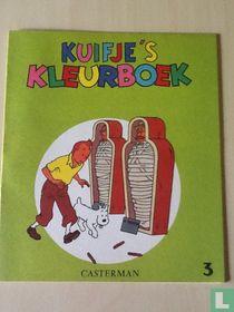 Kuifje's kleurboek 3