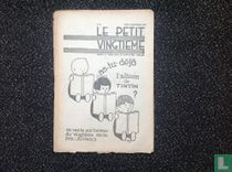Tintin-le Petit Vingtième -1930-numéro 37