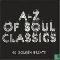 A-Z of Soul Classics