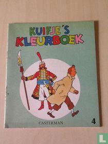 Kuifje's kleurboek 4