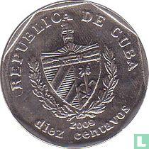 Cuba 10 centavos 2009