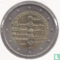 "Austria 2 euro 2005 ""50th anniversary of the Austrian State Treaty"""