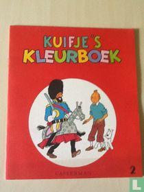 Kuifje's kleurboek 2