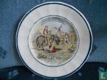 Petrus Regout 'LIevelingen' 1859