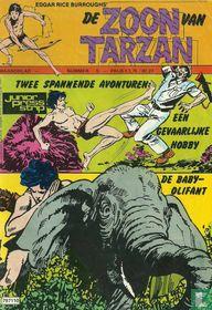 Een gevaarlijke hobby + De baby-olifant