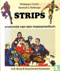 Strips - Anatomie van een massamedium