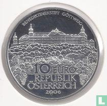 """Oostenrijk 10 euro 2006 (PROOF) """"Benediktinerstift Göttweig"""""""
