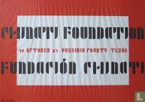 Chinati Foundation, 1987