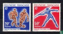 Eerste Stille Zuidzee Sport Spelen - Suva