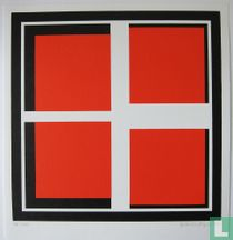 Gudrun Piper - Weisses Kreuz, 1991
