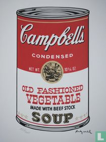 Old Fashioned Vegetable