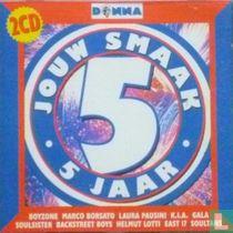 Radio Donna - 5 jaar jouw smaak
