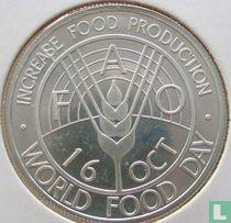 "Afghanistan 500 afghanis 1981 (PROOF) ""World Food Day"""