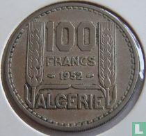 Algerije 100 francs 1952