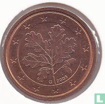 Duitsland 2 cent 2003 (G)