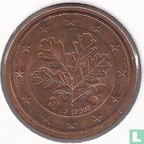 Duitsland 2 cent 2003 (J)