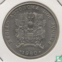 Azores 100 escudos 1980