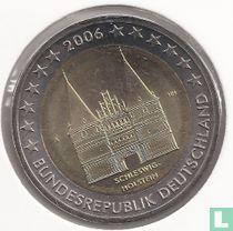"""Duitsland 2 euro 2006 (A) """"Schleswig - Holstein"""""""