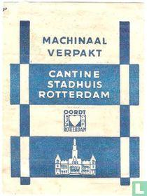 Cantine Stadhuis Rotterdam