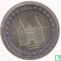 """Duitsland 2 euro 2006 (D) """"Schleswig - Holstein"""""""