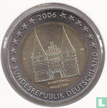 """Duitsland 2 euro 2006 (F) """"Schleswig - Holstein"""""""