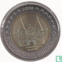 """Duitsland 2 euro 2006 (G) """"Schleswig - Holstein"""""""