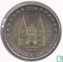 """Duitsland 2 euro 2006 (J) """"Schleswig - Holstein"""""""