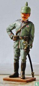 Lieutenant, 1st Prussian Foot Guards