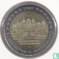 """Duitsland 2 euro 2007 (F) """"Mecklenburg - Vorpommern"""""""