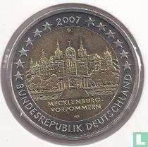 """Duitsland 2 euro 2007 (G) """"Mecklenburg - Vorpommern"""""""