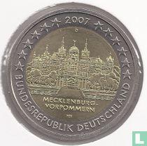 """Duitsland 2 euro 2007 (D) """"Mecklenburg - Vorpommern"""""""