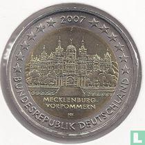 """Duitsland 2 euro 2007 (J) """"Mecklenburg - Vorpommern"""""""
