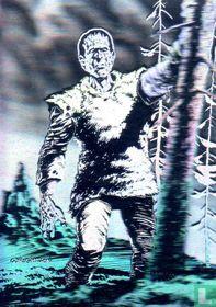Hologram promo card