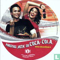 """Maistas """"veza"""" su Coca-Cola"""