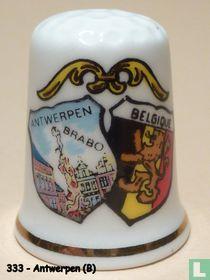 Wapen 2x - Antwerpen (B)