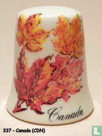 Canada (CDN) - Herfstbladeren