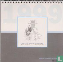 Microsoft kalender 1999