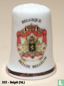 België (B) - Wapen