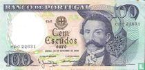 100 escudos