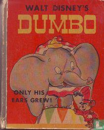 Walt Disney's Dumbo of the Circus, Only His Ears Grew!