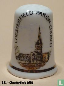 Chesterfield(GB) - Parish Church